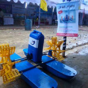 Paddle Wheel Aerator – 2 wheel, 4 wheel