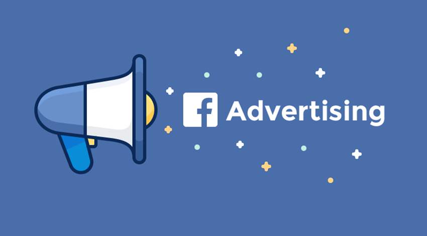 Give advertise in Facebook