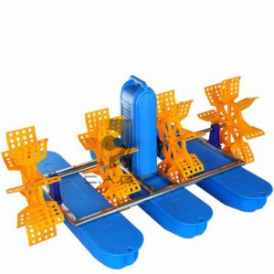2HP 4 Paddle Wheel Aerator -২ ঘোড়া ৪ প্যাডেল হুইল এয়ারেটর