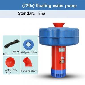 Floating pump – fountain aerator – ফ্লোয়েটিং পাম্প- ফাউনটেন এয়ারেটর